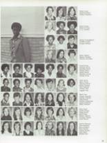 1975 Dunbar High School Yearbook Page 82 & 83