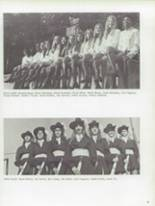 1975 Dunbar High School Yearbook Page 98 & 99