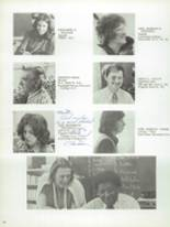 1975 Dunbar High School Yearbook Page 122 & 123