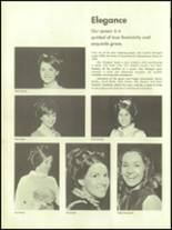 1971 West Branch High School Yearbook Page 20 & 21