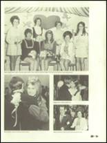 1971 West Branch High School Yearbook Page 22 & 23