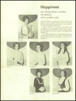 1971 West Branch High School Yearbook Page 24 & 25