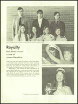 1971 West Branch High School Yearbook Page 26 & 27