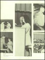 1971 West Branch High School Yearbook Page 30 & 31