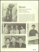 1971 West Branch High School Yearbook Page 32 & 33