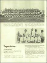 1971 West Branch High School Yearbook Page 52 & 53