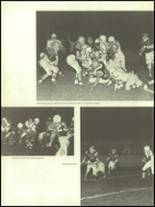 1971 West Branch High School Yearbook Page 54 & 55