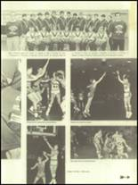 1971 West Branch High School Yearbook Page 56 & 57