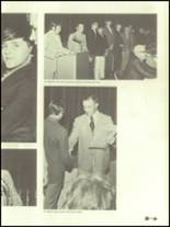 1971 West Branch High School Yearbook Page 62 & 63