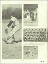1971 West Branch High School Yearbook Page 66 & 67
