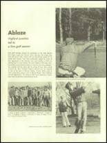 1971 West Branch High School Yearbook Page 72 & 73