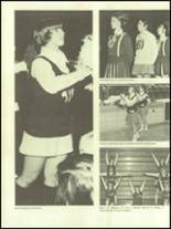 1971 West Branch High School Yearbook Page 76 & 77
