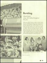 1971 West Branch High School Yearbook Page 80 & 81