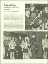 1971 West Branch High School Yearbook Page 82 & 83
