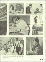 1971 West Branch High School Yearbook Page 94 & 95