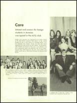 1971 West Branch High School Yearbook Page 98 & 99