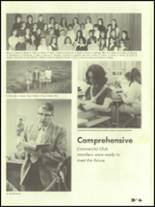 1971 West Branch High School Yearbook Page 100 & 101