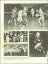 1971 West Branch High School Yearbook Page 102 & 103