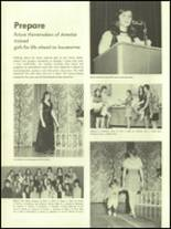 1971 West Branch High School Yearbook Page 104 & 105
