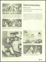 1971 West Branch High School Yearbook Page 106 & 107