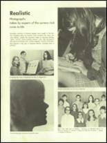 1971 West Branch High School Yearbook Page 108 & 109