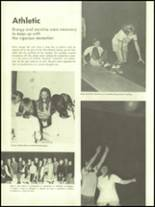 1971 West Branch High School Yearbook Page 110 & 111