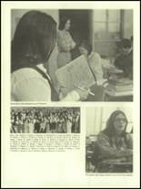 1971 West Branch High School Yearbook Page 112 & 113