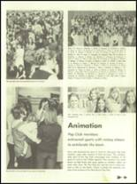1971 West Branch High School Yearbook Page 114 & 115