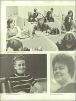 1971 West Branch High School Yearbook Page 134 & 135
