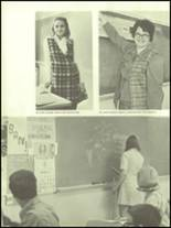 1971 West Branch High School Yearbook Page 138 & 139