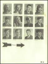 1971 West Branch High School Yearbook Page 152 & 153