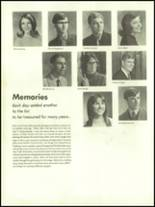 1971 West Branch High School Yearbook Page 154 & 155