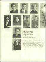 1971 West Branch High School Yearbook Page 160 & 161