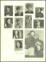 1971 West Branch High School Yearbook Page 162 & 163