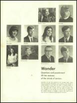 1971 West Branch High School Yearbook Page 164 & 165