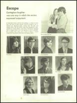 1971 West Branch High School Yearbook Page 168 & 169