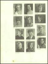 1971 West Branch High School Yearbook Page 170 & 171
