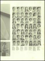 1971 West Branch High School Yearbook Page 174 & 175