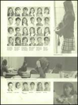 1971 West Branch High School Yearbook Page 176 & 177
