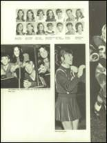 1971 West Branch High School Yearbook Page 180 & 181