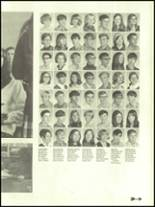 1971 West Branch High School Yearbook Page 182 & 183