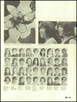 1971 West Branch High School Yearbook Page 184 & 185