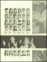 1971 West Branch High School Yearbook Page 188 & 189