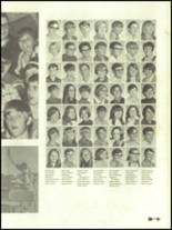 1971 West Branch High School Yearbook Page 190 & 191