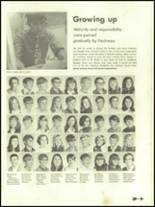 1971 West Branch High School Yearbook Page 194 & 195