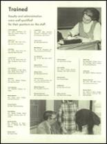 1971 West Branch High School Yearbook Page 222 & 223