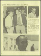 1977 Pendleton High School Yearbook Page 18 & 19