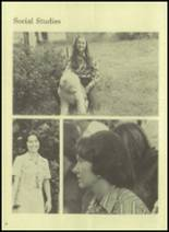 1977 Pendleton High School Yearbook Page 24 & 25
