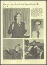 1977 Pendleton High School Yearbook Page 36 & 37