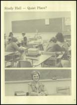 1977 Pendleton High School Yearbook Page 38 & 39